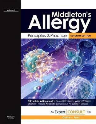 Middleton's Allergy: Principles and Practice E-Book