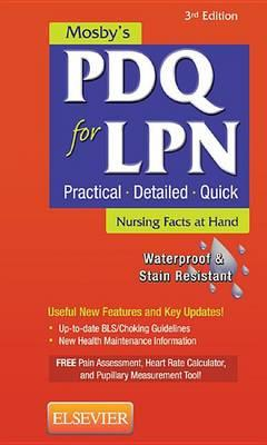 Mosby's PDQ for LPN - E-Book