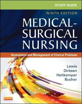 study guide for medical surgical nursing sharon l lewis rh bookdepository com study guide for medical-surgical nursing 8th edition pdf study guide for medical surgical nursing pdf