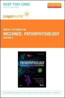 Pathophysiology - Elsevier eBook on Vitalsource (Retail Access Card)
