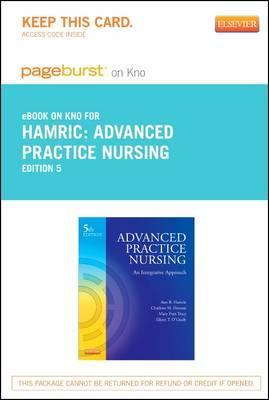 Advanced Practice Nursing - Elsevier eBook on Intel Education Study (Retail Access Card)