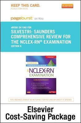 Saunders Comprehensive Review for the NCLEX-RN? Examination - Elsevier eBook on Intel Education Study + Evolve Access (Retail Access Cards)