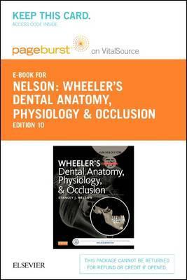 Wheeler Dental Anatomy Physiology Occlusion Book