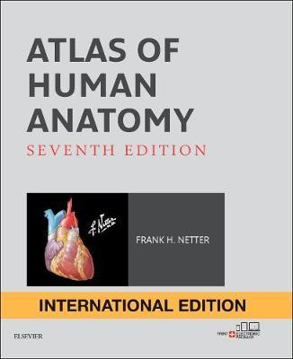 Atlas Of Human Anatomy International Edition Frank H Netter