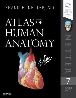 Atlas of Human Anatomy, Professional Edition : including NetterReference.com Access with Full Downloadable Image Bank