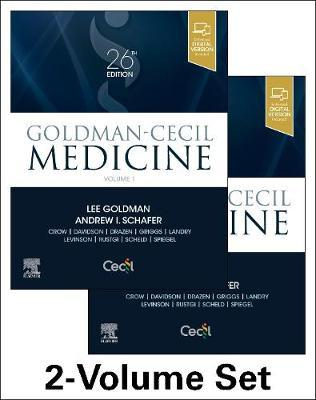 Goldman-Cecil Medicine International Edition, 2-Volume Set
