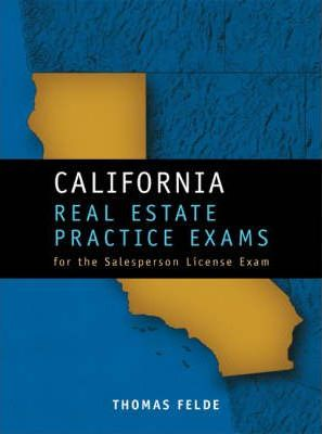 California Real Estate Practice Exams for the Salesperson