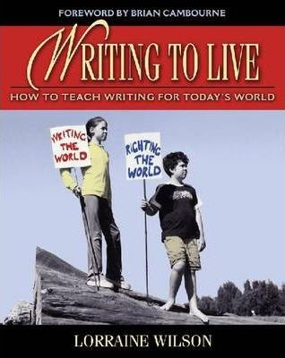 Writing to Live