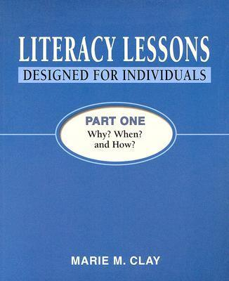 Literacy Lessons: Designed for Individuals, Part One
