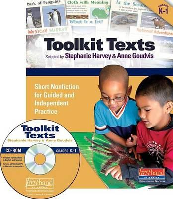 Toolkit Texts, Grades PreK-1