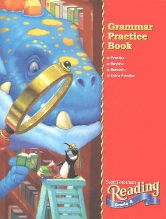 Reading 2000 Grammar Practice Book Gr 4