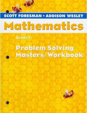 Scott Foresman Math 2004 Problem Solving Masters/Workbook Grade 2
