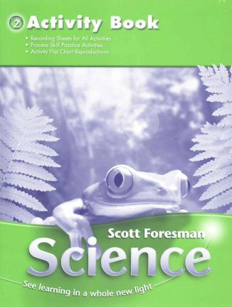 Science 2006 Activity Manual Grade 2