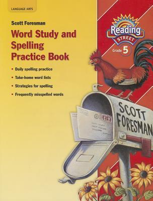 Reading 2010 (Ai5) Word Study and Spelling Practice Book Grade 5