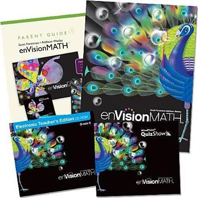 Math 2011 Homeschool Bundle Grade 5