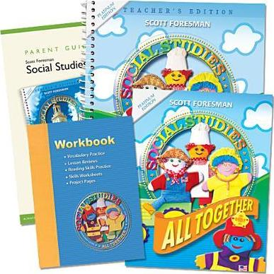 Social Studies 2011 Homeschool Bundle Grade 1
