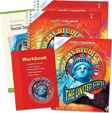 Social Studies 2011 Homeschool Bundle Grade 5