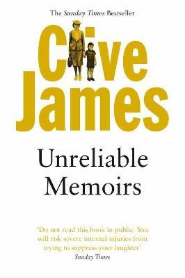 Unreliable Memoirs Cover Image