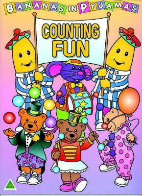 Bananas Counting Fun