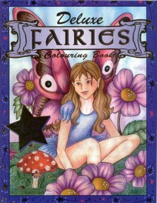 Fairies - Deluxe Colouring Book