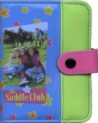 Saddle Club Padded Organiser