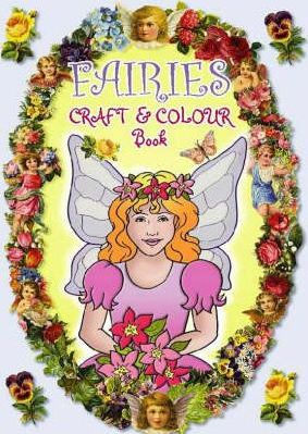 Fairies Colour and Craft