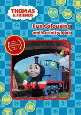 Thomas Fun Colouring and Activity Book