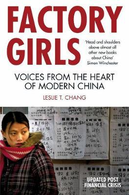 Factory Girls : Voices from the Heart of Modern China