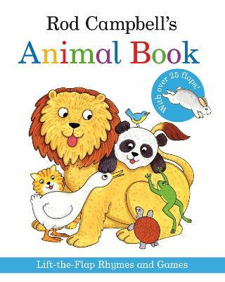 Rod Campbell's Animal Book