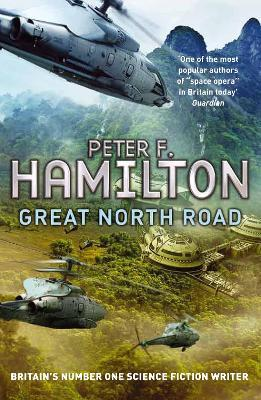 Great North Road Cover Image