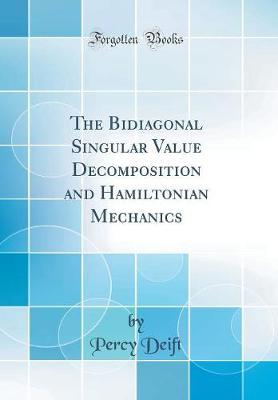 The Bidiagonal Singular Value Decomposition And Hamiltonian