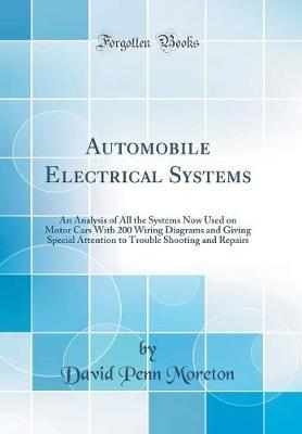 Automobile Electrical Systems : David Penn Moreton ... on automobile icon, automobile outline, automobile art, automobile symbol, automobile sign, automobile line view, automobile drawing, automobile history,