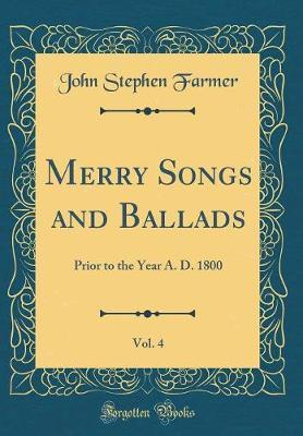 Merry Songs and Ballads, Vol. 4