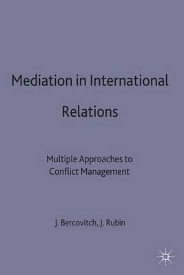 Mediation in International Relations