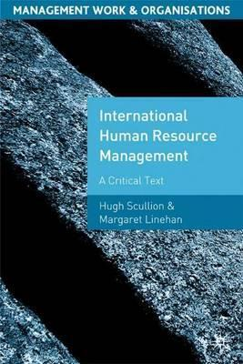 International Human Resource Manag Scullion H