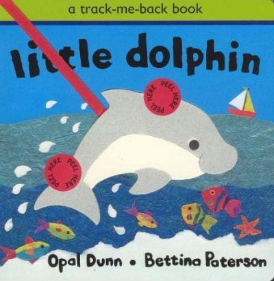 Track Me Back Little Dolphin