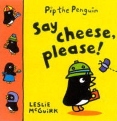 Pip Penguin:Say Cheese Please
