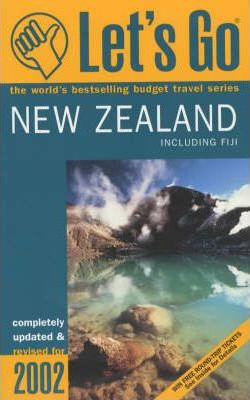 Let's Go 2002:New Zealand
