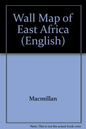 Wall Map E. Africa 2e (English)