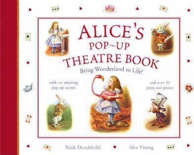Alice's Pop-Up Theatre Book