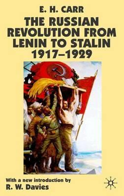 The Russian Revolution from Lenin to Stalin 1917-1929 2003