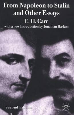 From Napoleon to Stalin and Other Essays 2003