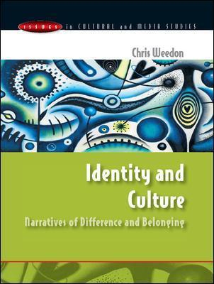 Identity and Culture