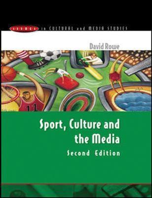 Sport, Culture and Media