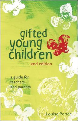 Gifted Young Children: A Guide For Teachers and Parents