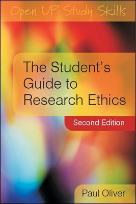 The Student's Guide to Research Ethics