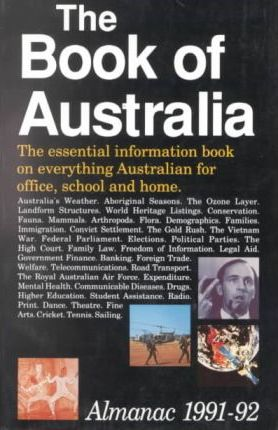 The Book of Australia: Almanac, 1991-1992