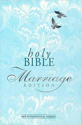 Bible: New International Version Marriage Bible