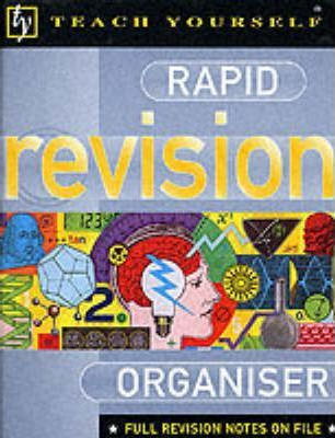 Rapid Revision Organiser: Binder