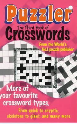 """Puzzler"" Book of Crosswords: v. 3"